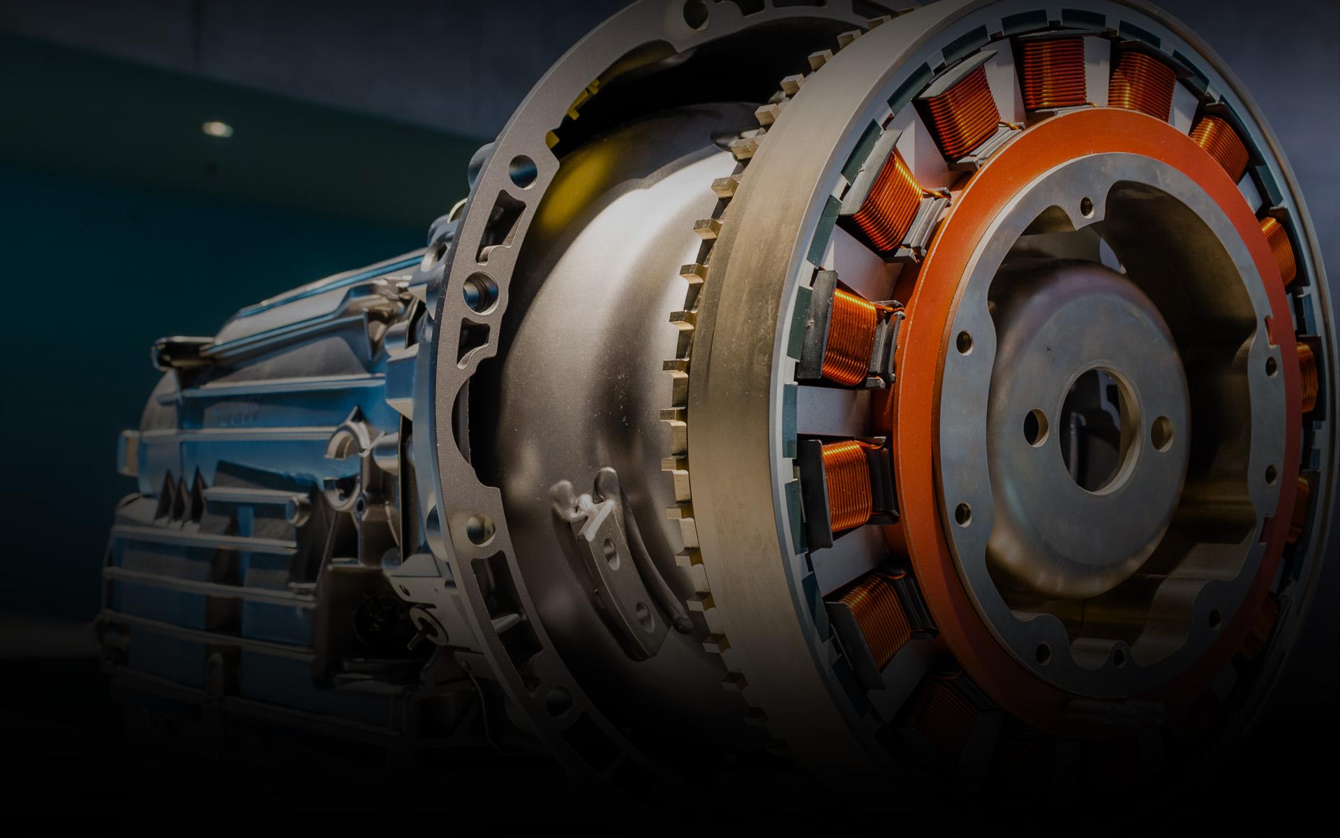 Mercedes-Benz<br>Automatikgetriebe